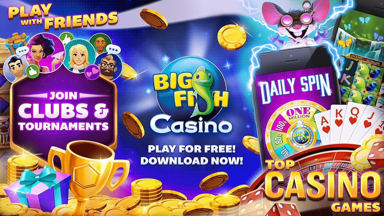 Big Fish Casino Free Chips