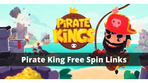 Pirate king free spin